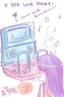 DDR Love Story by arinmin