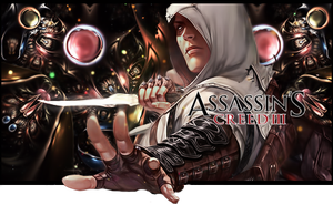 Assassins Creed by Onbush