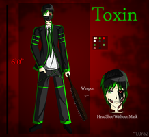 (CPOC) Toxin Reference Sheet by L0ra2
