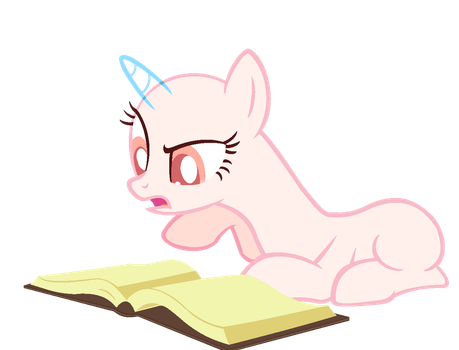There is nothing written in this book -base 1- by WoahSoManyMLPbases