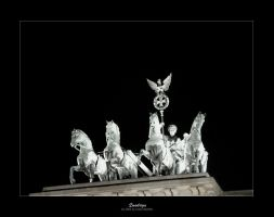 quadriga by olddragon