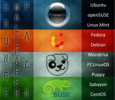 Grunge Distro WP Pack by JE1403