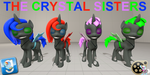 (DL) The Crystal Sisters by Out-Buck-Pony