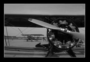 Antique Aircraft by BlindedbyScience