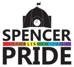 Spencer Pride Logo by grantshorterart