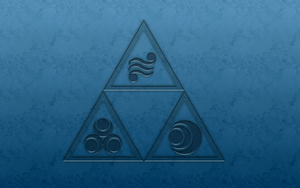 Triforce Wallpaper 02152012 by BLUEamnesiac