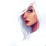 Whiteness by Wernope