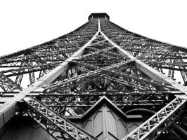 Eiffel Tower by JustinAnfuso