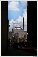 Old Cairo Citadel by Yehiazz