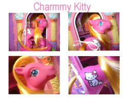 MLP Custom : Charmmy Kitty by marienoire