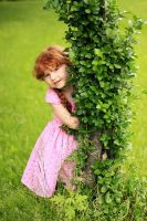 Katelyn in the Vines by Cathie111