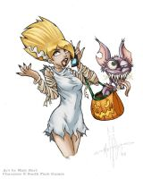 MonsterMadness Halloween Jenny by gunmouth
