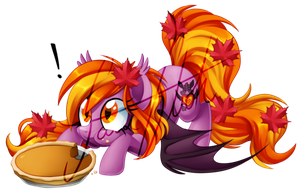 Pumpkin Pie by Centchi