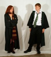 Draco and Ginny 1 by intergalacticstock