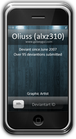 iPhone ID by Oliuss
