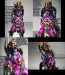 Arcee Captured: Part 1 by Bioblade