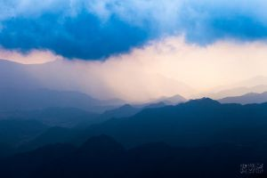 Misty Mountains by mhmalali