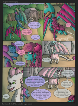 Rage of elements page 11 by floravola