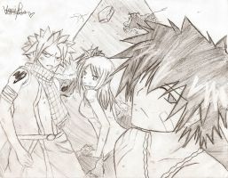 + Fairy Tail + by Memorii-Chan