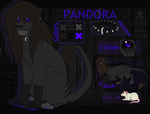 Pandora Reference Sheet 2014 Feral by Punk-Pandora