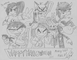 Happy Halloween 2011 by T95Master