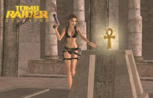 TOMB RAIDER - BIKINI EDITION by tombraider4ever