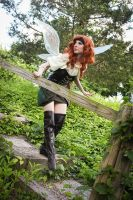 Zarina | Talented Fairy by Spaniel122