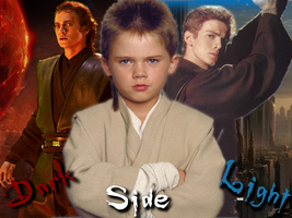 Anakin Skywalker by Starwarsowa