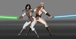 Padawans - color preview by JosephB222