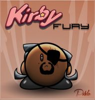 KIRBY FURY by PAabloO