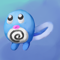 Poliwag 1 by PsychoticFlare