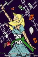 Alice In Chains by 110animegirl