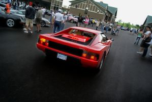 Testarossa Moving by rioross