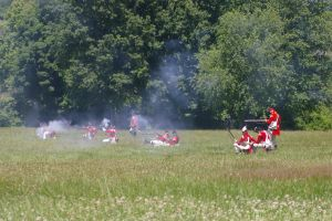 Battle of Monmouth 9 by uglygosling