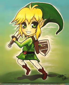 Link by carvalhooak