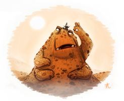 Day 610# Mars Rover by Cryptid-Creations