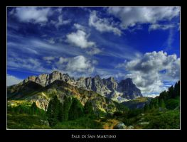 Pale di San Martino 2 by FarStar90