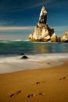 Sand by thephotoshot
