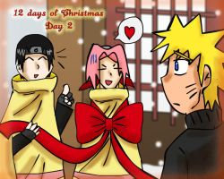 12 days of Christmas: Day 2 by fiori-party