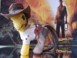 Indiana Jones by customlpvalley