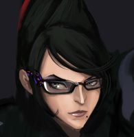 Bayonetta: Progress by E-Mann