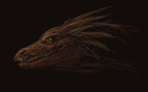 Quickie Smaug by Atarial