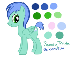 My new pony :D by CursedFire