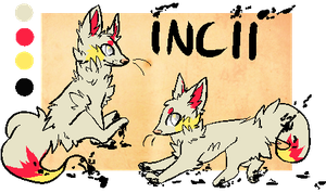 Incii char. sheet 2013 by kikkien