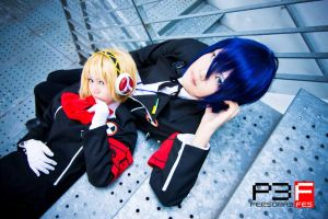P3: I will never leave you by rinabyakuran