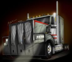 TRUCKS- The main leader Rig by Lady-ElitaOne