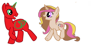 Create a Special Somepony for Coffee Bean! by Rainbow-ninja-adopts