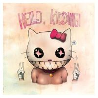 hello kidding by BENQWEK