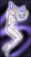 a ghost and a ghost by Rosvo