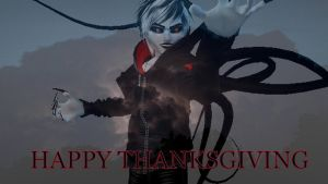 CP OC: Collin Farrior Thanksgiving Message by Stormtali